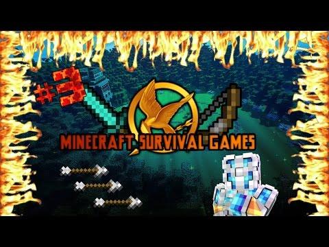 Minecraft Hunger Games!!