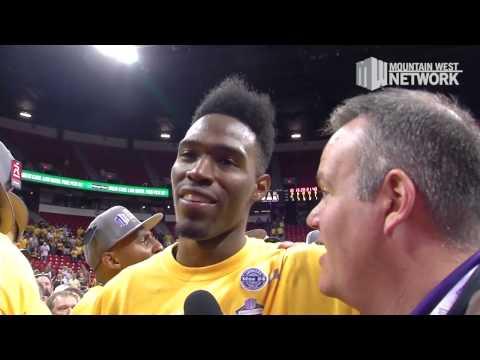 MW Championship Post Game: Derek Cooke Jr. Interview