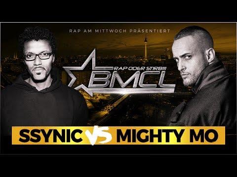 BMCL TITELMATCH: SSYNIC VS MIGHTY MO (BATTLEMANIA CHAMPIONSLEAGUE)
