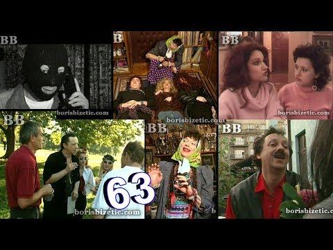 Boris Bizetic - Smeh Terapija 63 - (TV Show 2007)