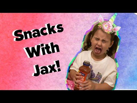 Mathew & Priscilla In The Morning - Snacks With Jax! Kombucha, Nutella M&M's, and Lemon Oreo Thins