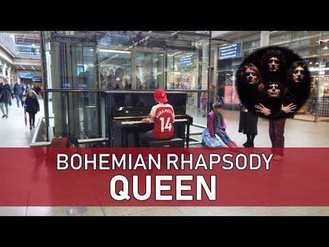 Jarrod Radnich - Bohemian Rhapsody - Virtuosic Piano Solo