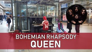 Queen Bohemian Rhapsody Piano Cover Cole Lam 12 Years Old