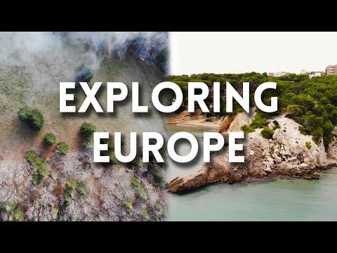 Noture - Exploring Europe (4K)