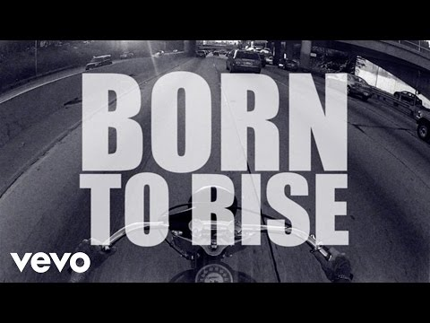 Redlight King - Born to Rise (Official Lyric Video)