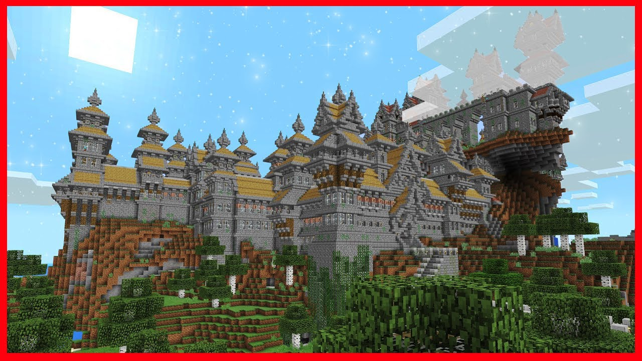 Kingdom Map Minecraft