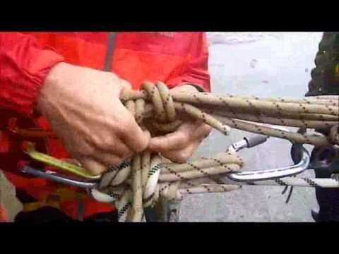 機械式(夾繩器)省力滑車組-上升與下降系統轉換.flv