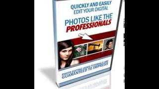 Digital Photos editing with Photoshop: Click the link below
