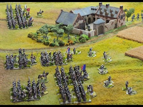Waterloo March of Eagles Part 2 - The gameplay |