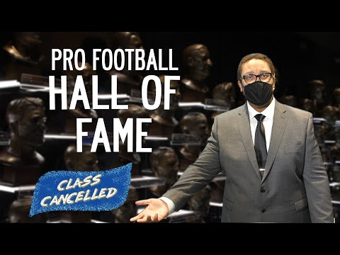 Tour of the Pro Football Hall of Fame (2020)