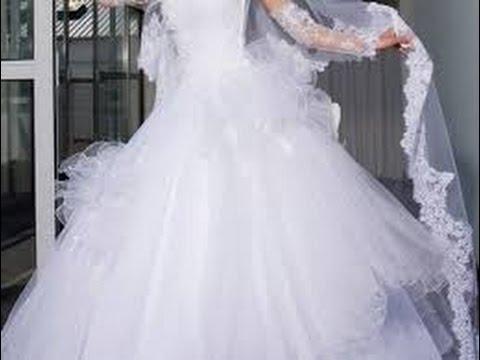 تفسير رؤية ارتداء فستان الزفاف فى المنام