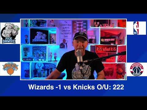 Washington Wizards vs New York Knicks 2/12/21 Free NBA Pick and Prediction NBA Betting Tips
