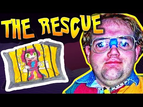 Chris Chan | Sonichu Comic Reading | Ep 6 - The Rescue