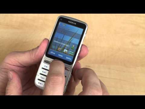 Nokia C3-01 Touch & Type