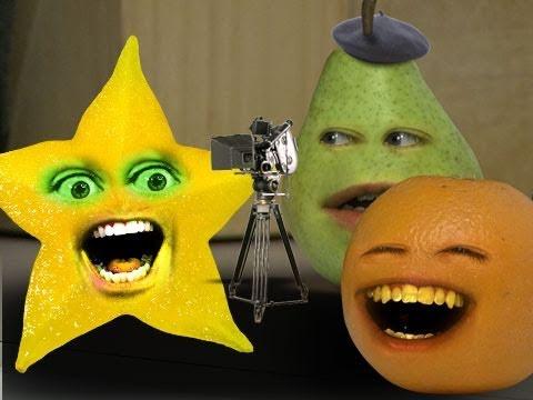 Annoying Orange – Be a star!