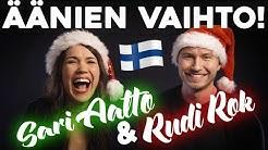 Vatsastapuhujat VAIHTAVAT ÄÄNIÄ!   Voice Swap suomeksi
