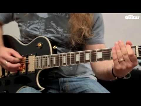 Weekend Riff: How to play Slipknot - The Negative One