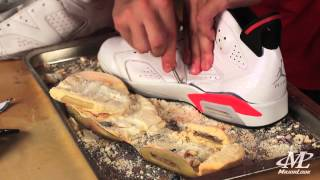 Kickin' It With OGs -- Ep. 2 -- 1991 Air Jordan VI Sole Swap Tips and Prep