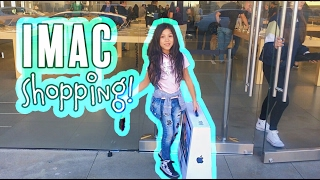 BUYING A NEW iMAC (Day In The Life) | Txunamy
