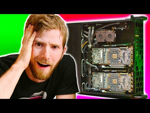 This Weird Computer Beat our Fastest PC – At HALF the Price.
