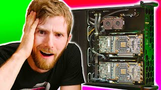 This Weird Computer Beat our Fastest PC - At HALF the Price.