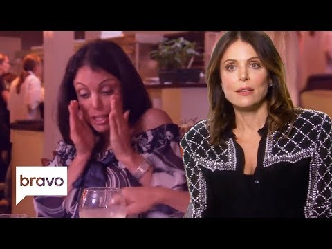 Proof Bethenny Frankel Tells It Like It Is | Real Housewives Of New York CIty | Bravo