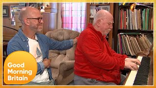 Emotional Surprise Performance From 80-year-old Father with Dementia | Good Morning Britain