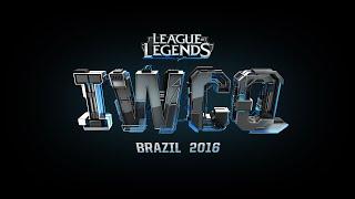 International Wildcard Qualifiers - Day 2