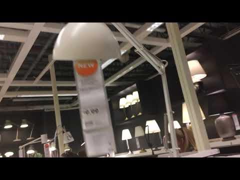 Pixar Lamp In Ikea Broadway Mall Hicksville Ny