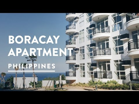 $680 BORACAY ACCOMMODATION & PRIVATE BEACH AT NEWCOAST | Philippines Vlog 093 | Digital Nomad