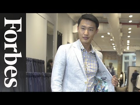 Online Suit Maker Indochino Enters The Retail Space | Forbes