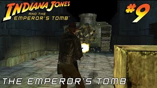 Indiana Jones and the Emperor's Tomb HARD Chapter 9: The Emperor's Tomb | Gameplay Walkthrough
