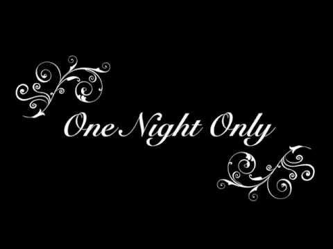 Jennifer Hudson - One Night Only Lyrics