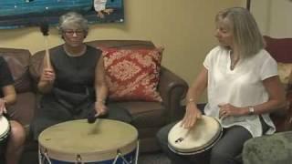Healing Drum Circles Video