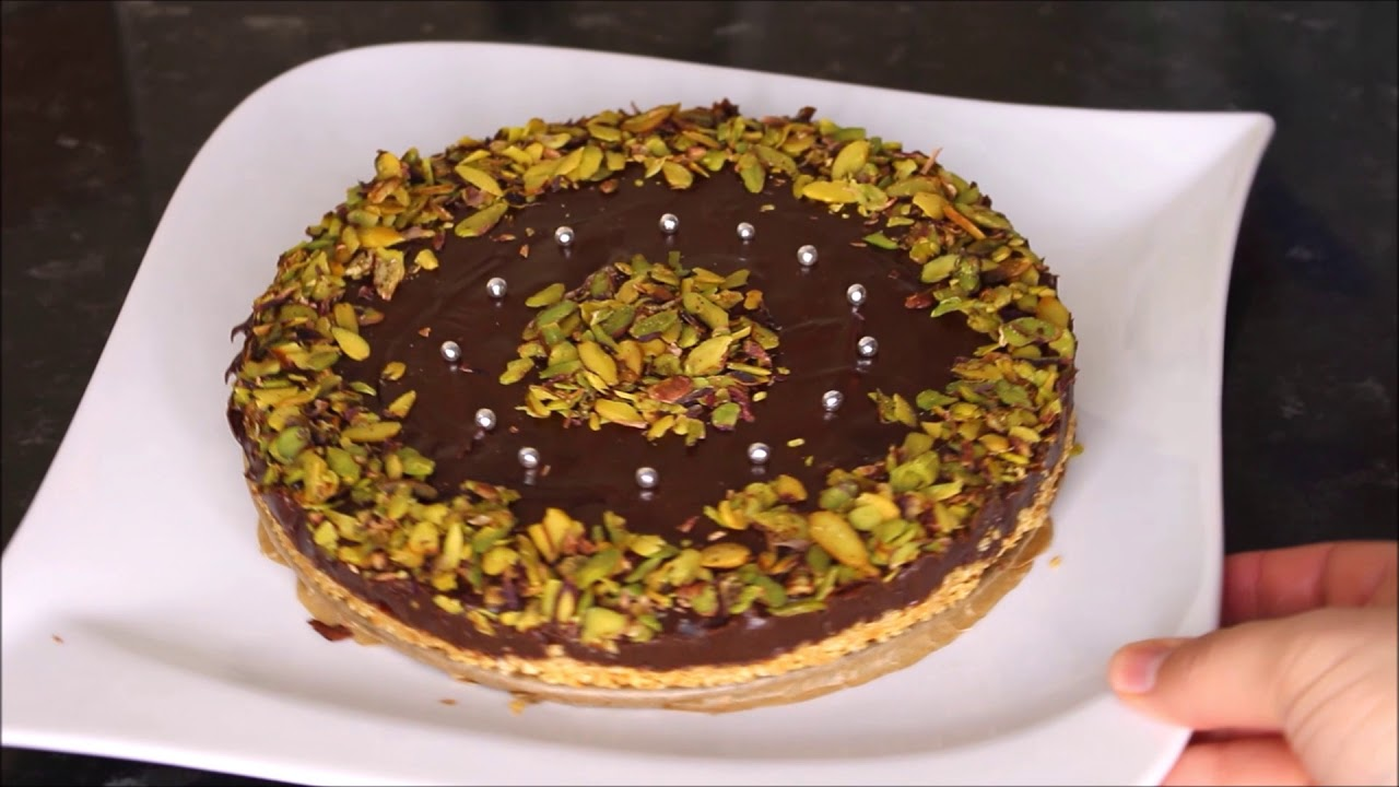 10 Dakikada Pişmeyen Çikolatalı Pasta