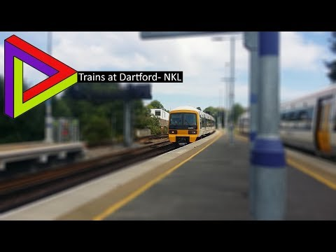 Trains At #44| Dartford- NKL/BL/SL [21/07/2017]