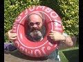 #73 BLOW TO POP Inflatable Giant Ring Tangobaldy Balloon Fun