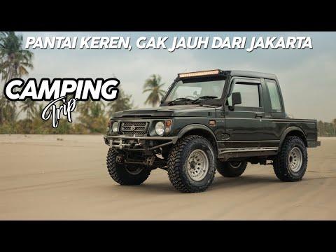 """CAMPING TRIP """"Pantai Camara"""" - Suzuki Caribian SJ413 thumbnail"""