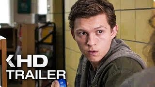 SPIDER-MAN: Homecoming NEW Clip & Trailer (2017) streaming