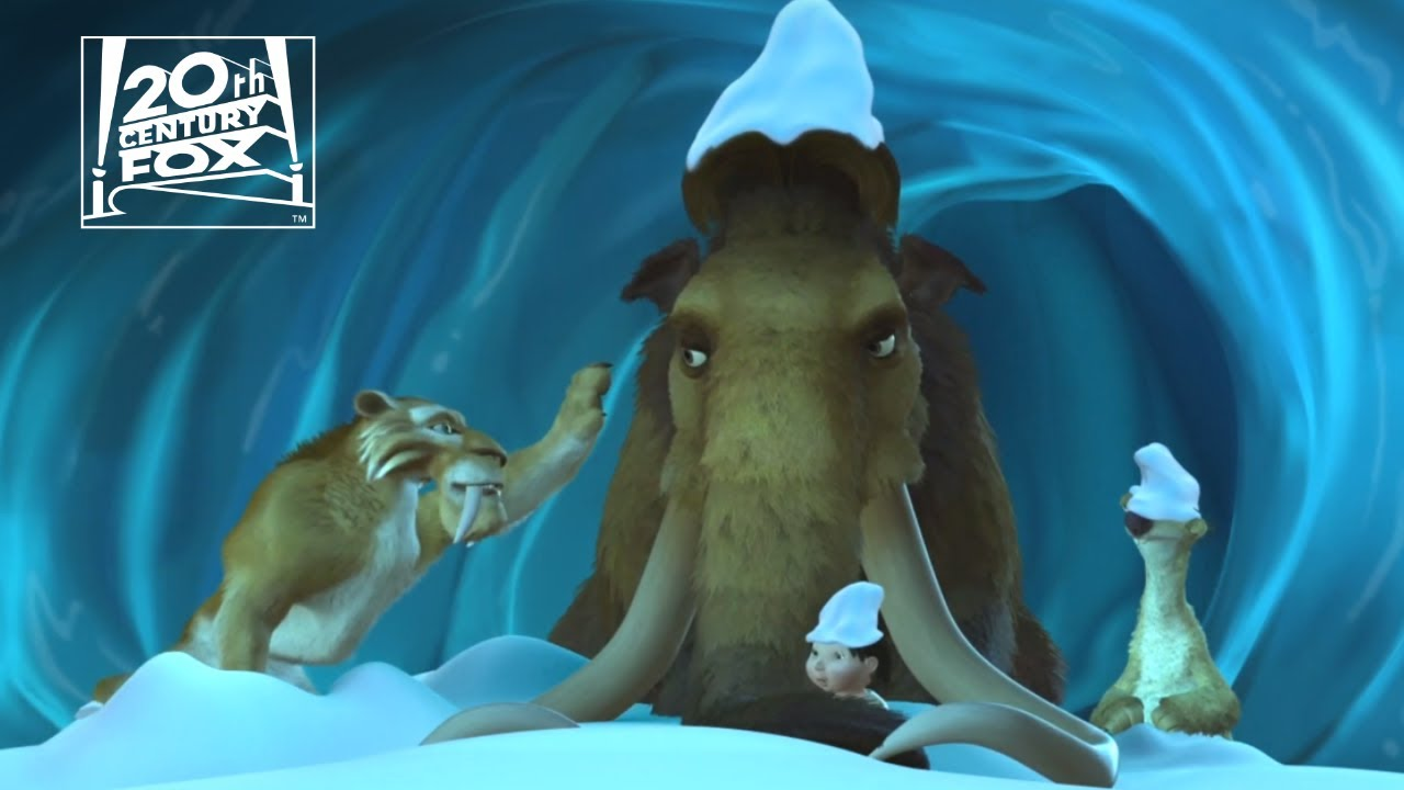 It is an image of Breathtaking Ice Age Photos