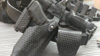 Police Duty Belt Setup: Advice