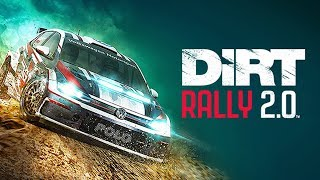 DiRT Rally 2.0 - NAJLEPSZA GRA RAJDOWA? / Polski gameplay - 4K60