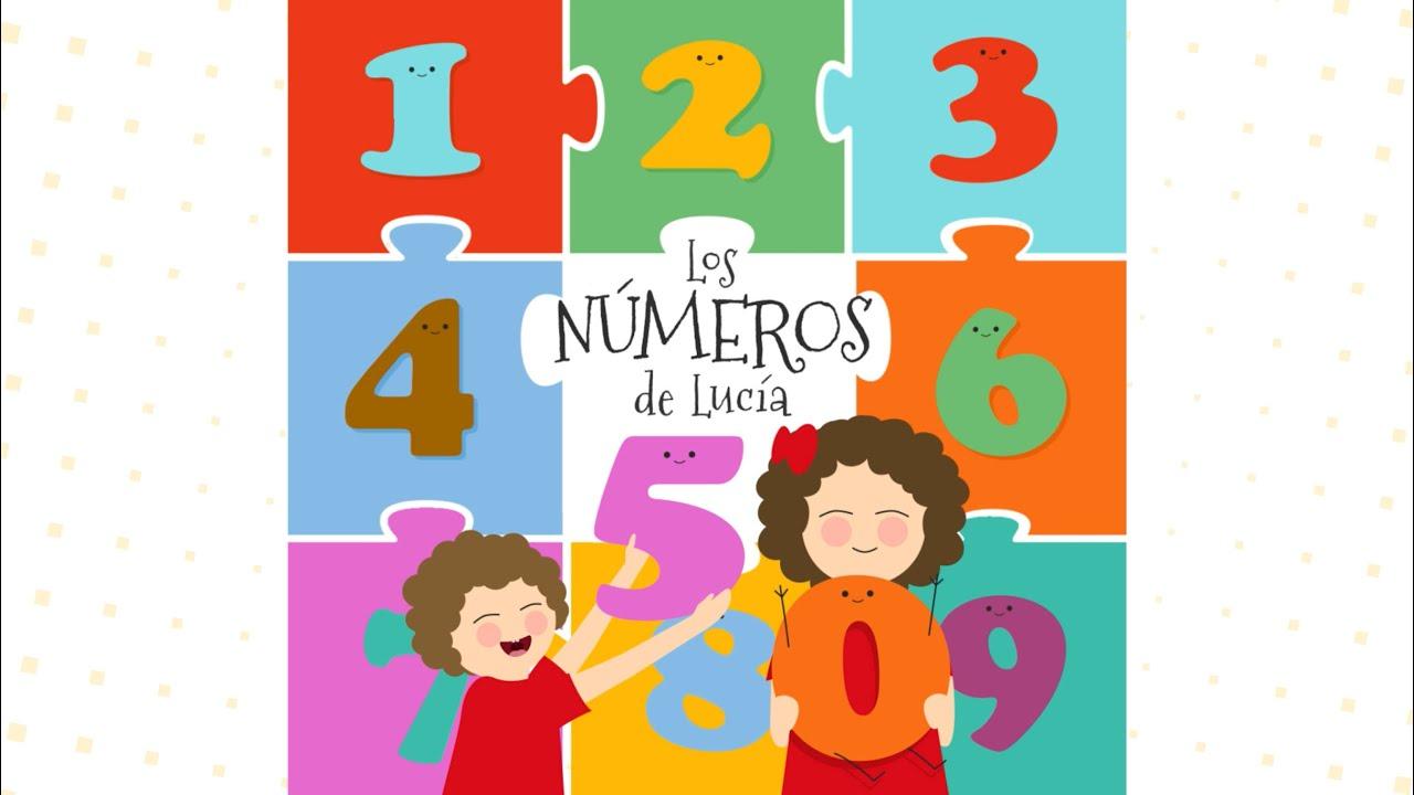 LOS NUMEROS DE LUCIA (BOOKTRAILER)