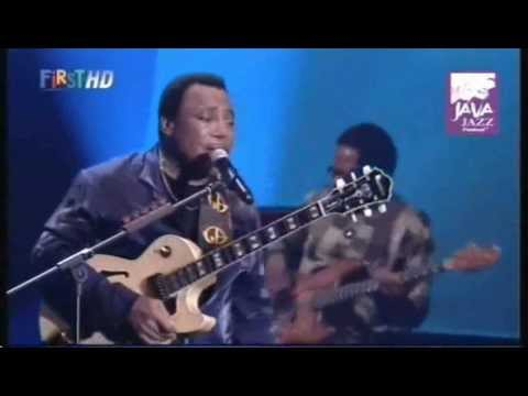 George Benson (Greatest Hits Show) - Live at Java Jazz Festival 2011 (Full Concert)