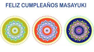 Masayuki   Indian Designs - Happy Birthday