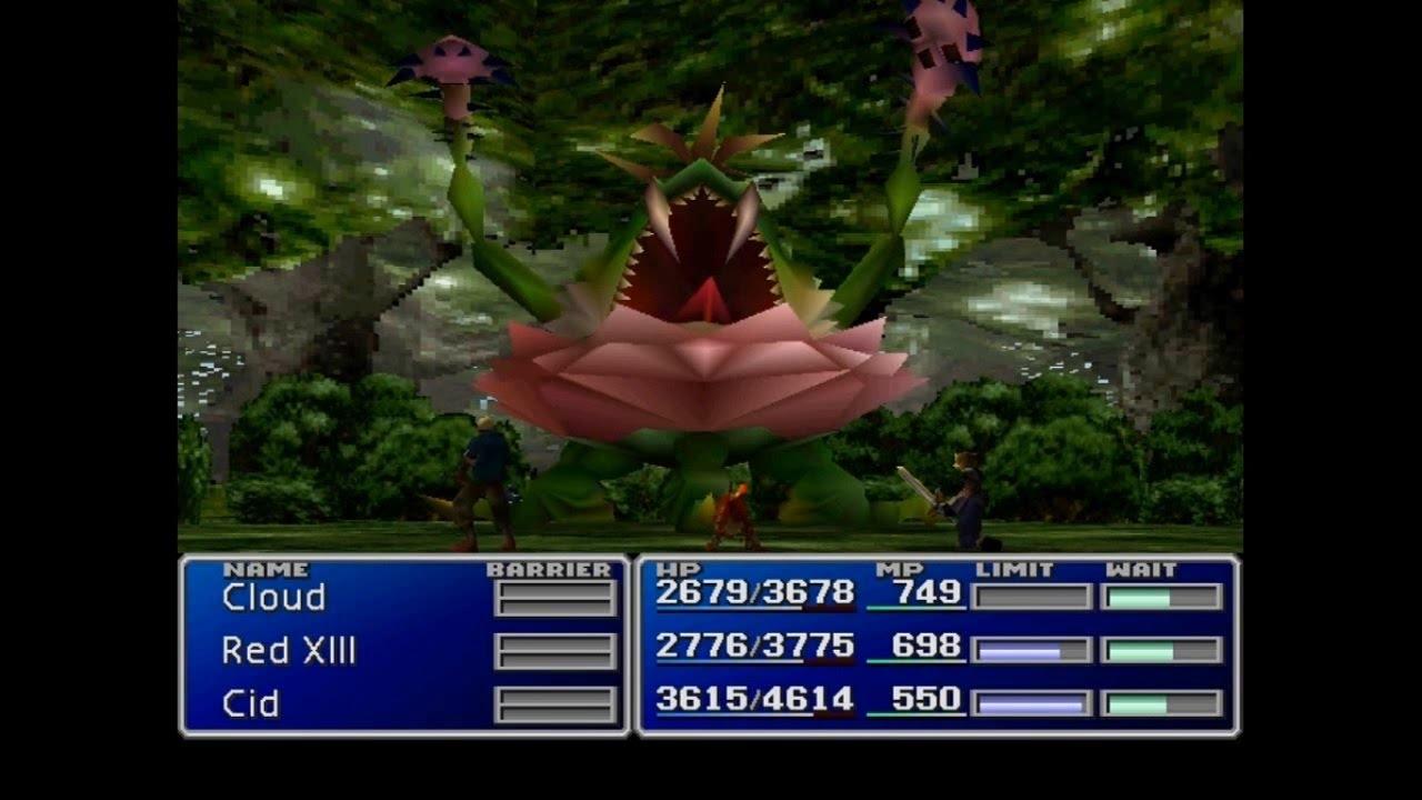 Final Fantasy VII - New Threat Mod v1 4 Playthrough, Part 56: Ancient  Forest by GarlandTheGreat