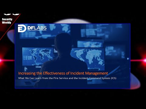 John Moran, DFLabs  Enterprise Security Weekly 78