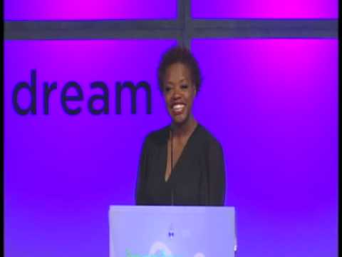 Viola Davis at the YWCA Inspire Luncheons