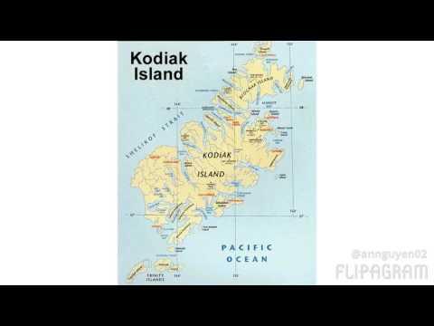 Kodiak Island Pacific Island