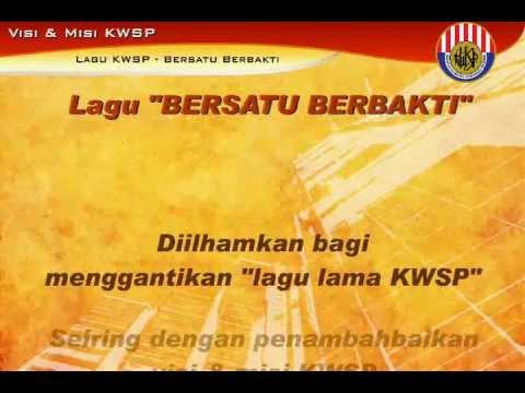 Lagu KWSP Bersatu Berbakti